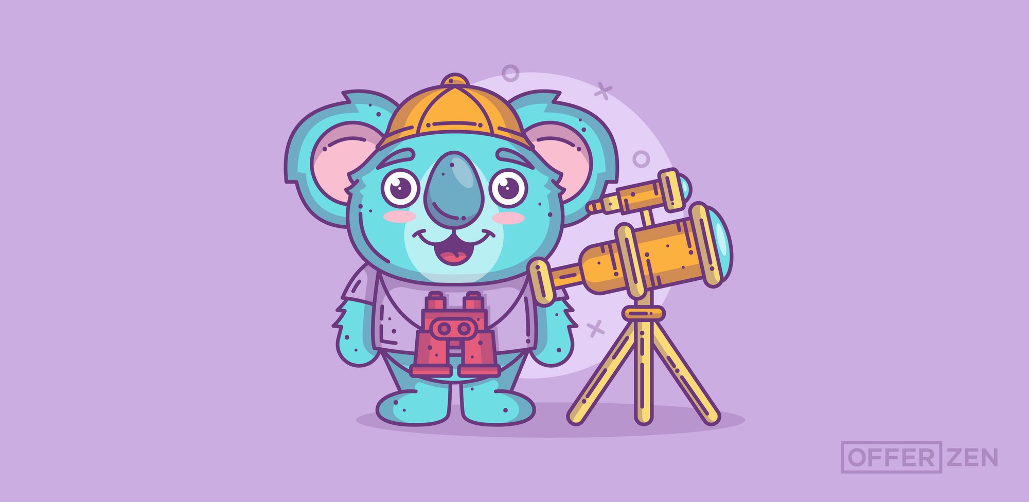 Rene_Koala-with-telescope_There-s-More-to-a--Good--Job-Than-Just-Money---Here-s-What-I-ve-Learnt_Inner-Article-Image-02