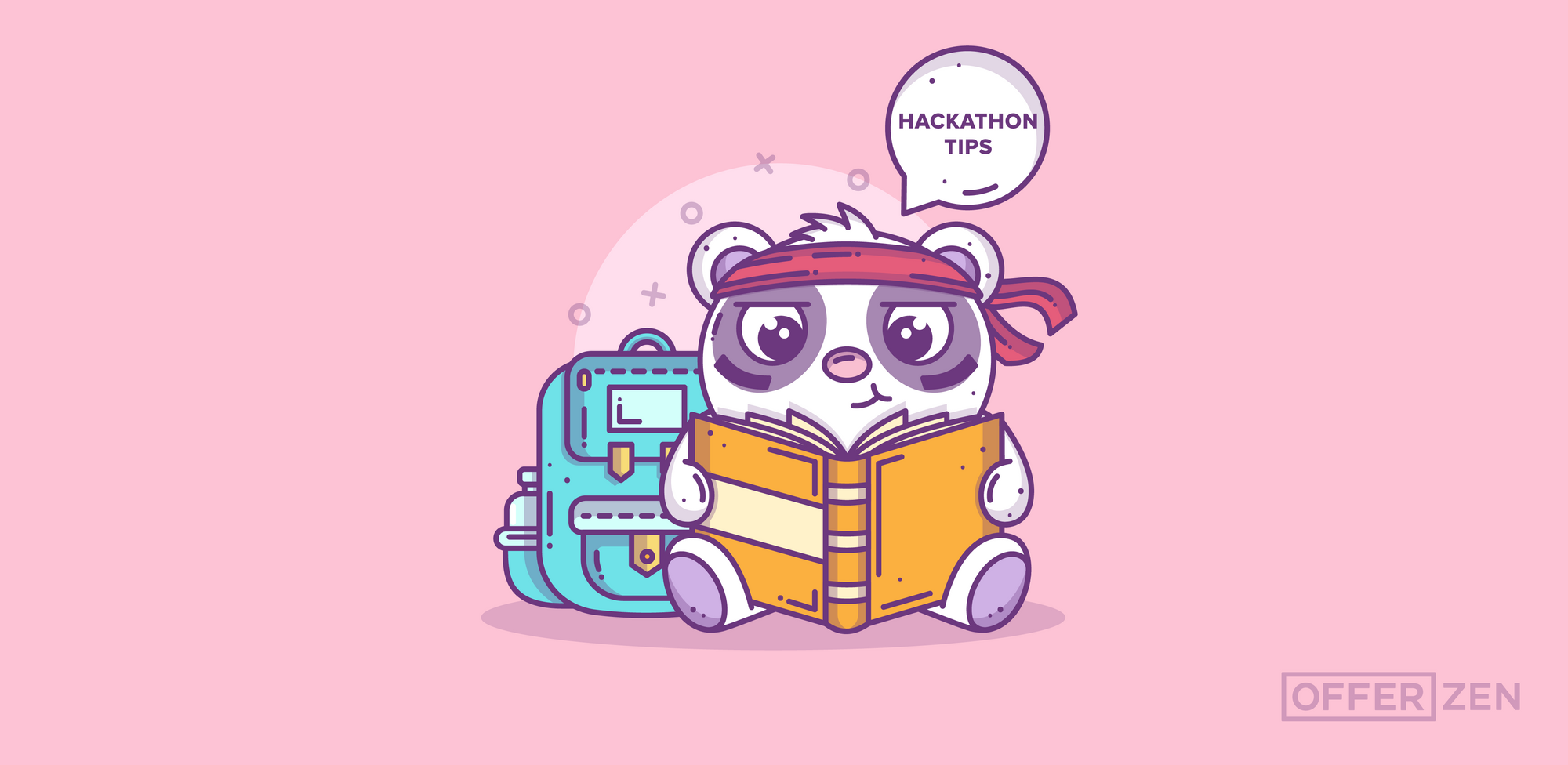 Lihle_Panda-with-book_Three-Hacks-to-Nail-Your-First-Hackathon_Inner-Article-Image-02